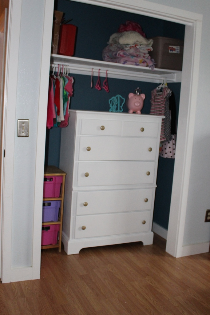 the happy crazy house closet