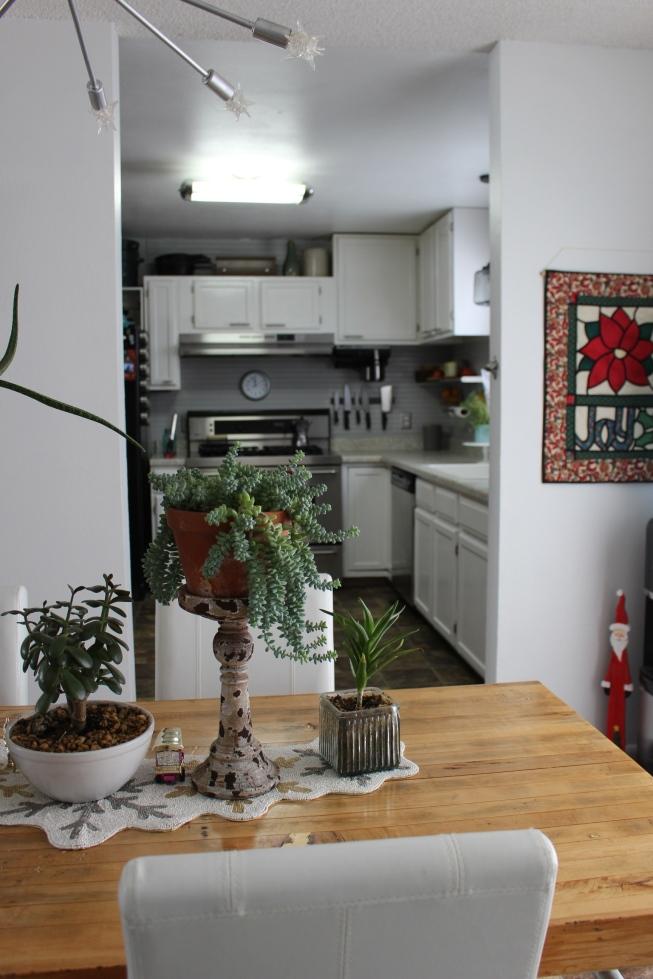 Christmas Decor - the happy crazy house
