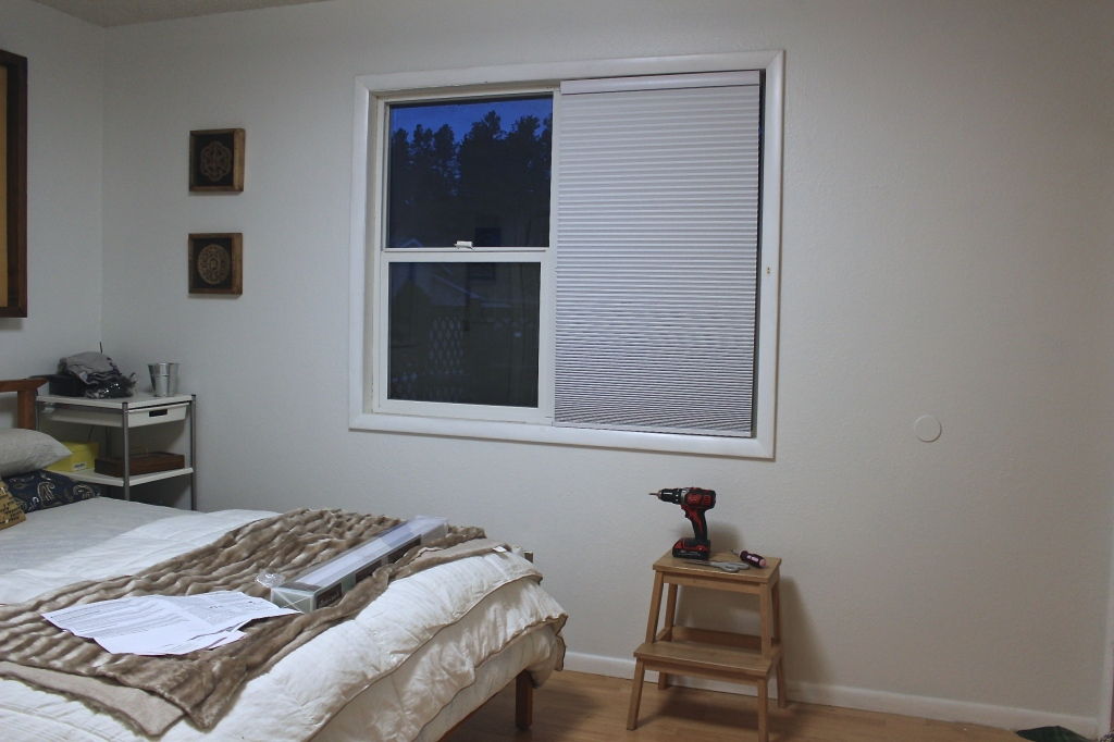 the happy crazy house master bedroom blinds