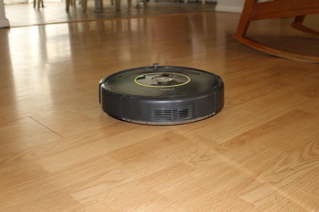 the happy crazy house - roomba