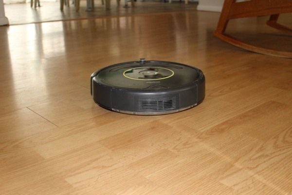 the happy crazy house - roomba