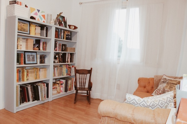 the happy crazy house library